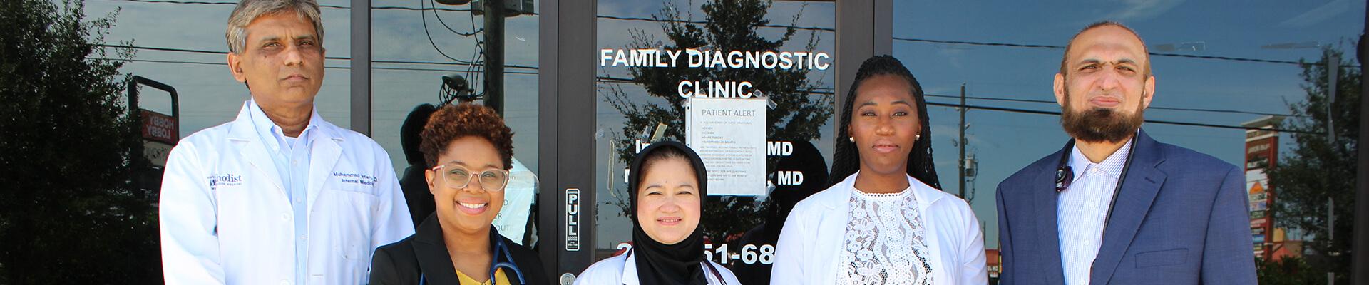 Family Diagnostic Clinic