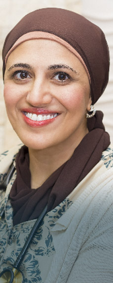 Dr Bina Saleh